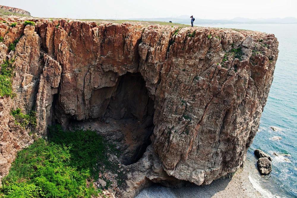 瓦房店驼山排石-骆驼山海滨森林公园龙凤滩景区