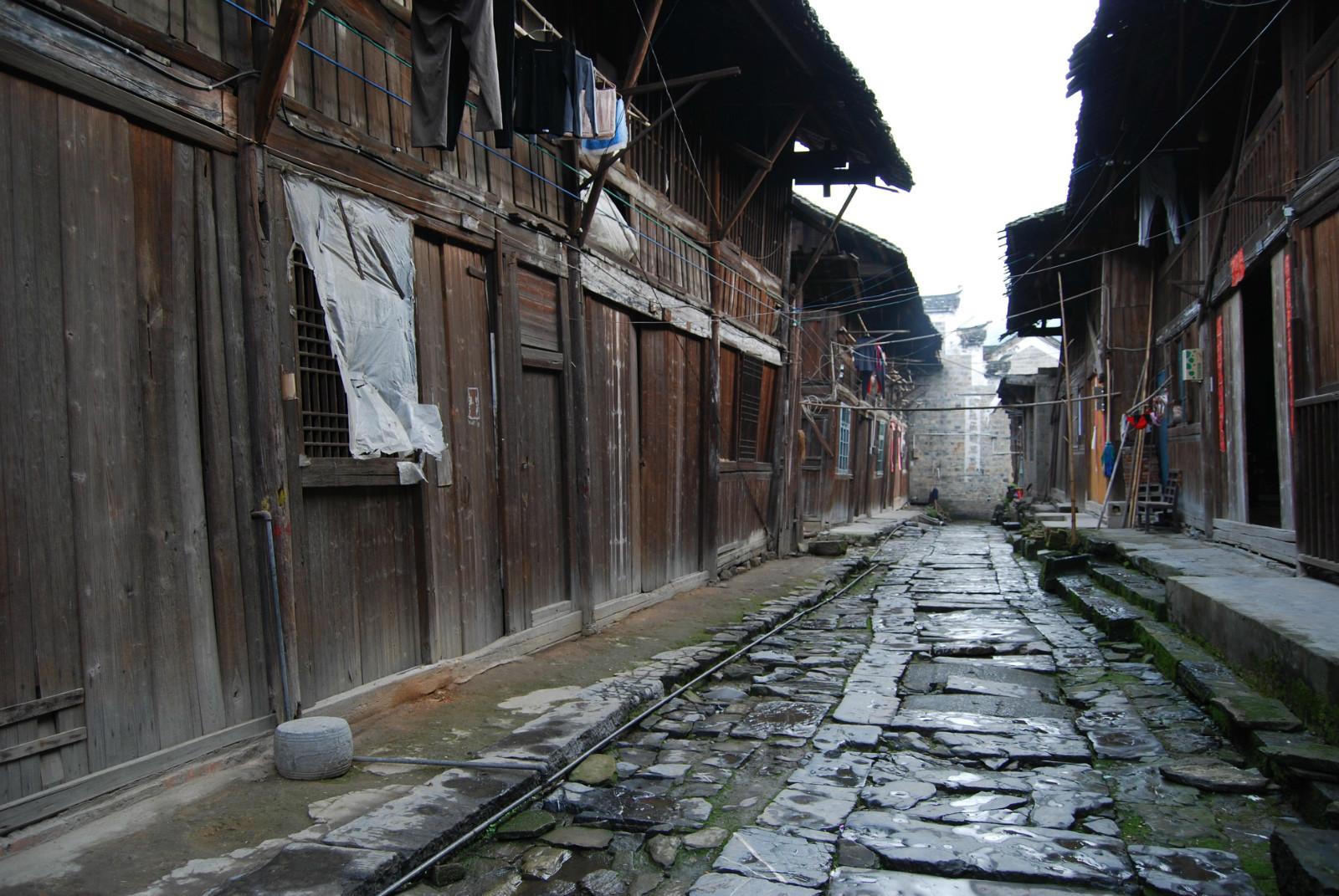 安化有7个村落被列入中国传统村落保护名录
