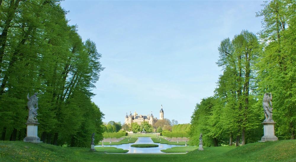 欧洲皇家园林(一)