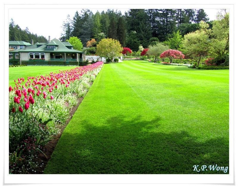 加拿大布查特花园