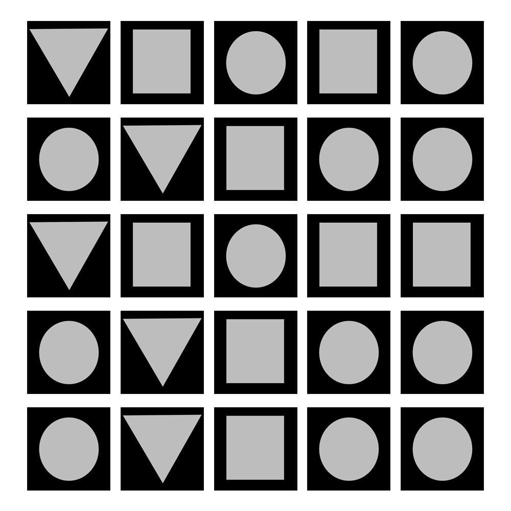之前在QQ群里有人提问三消类游戏的造型区分制作方法,当时在QQ群里面回复了下,比较匆忙,现在整理了下,做个小结。