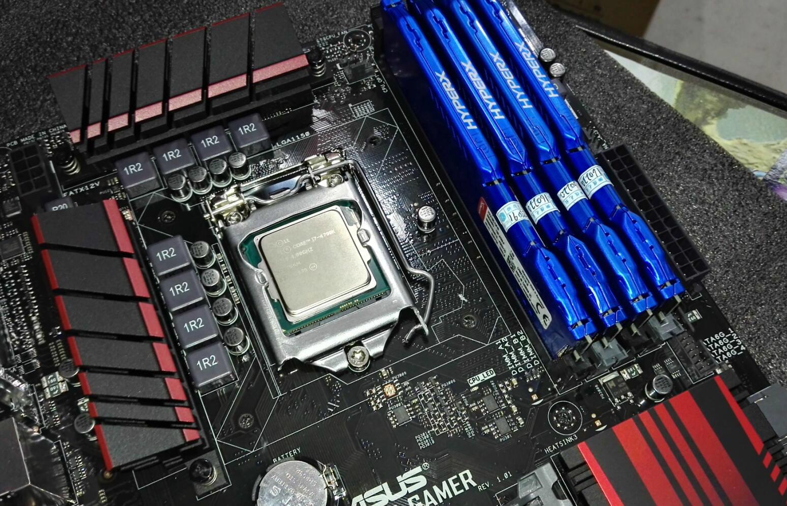 电脑维仺/k�.�_高端发烧友电脑i7-4790k影驰gtx980 名人堂实测效果图
