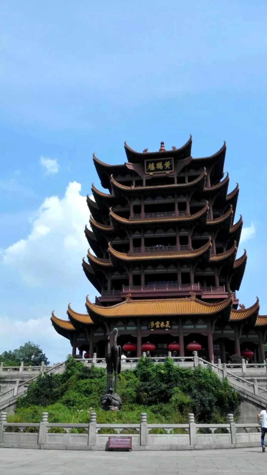 武汉东西风景旅游招