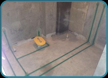 【施工】室内家装 水电路施工工艺