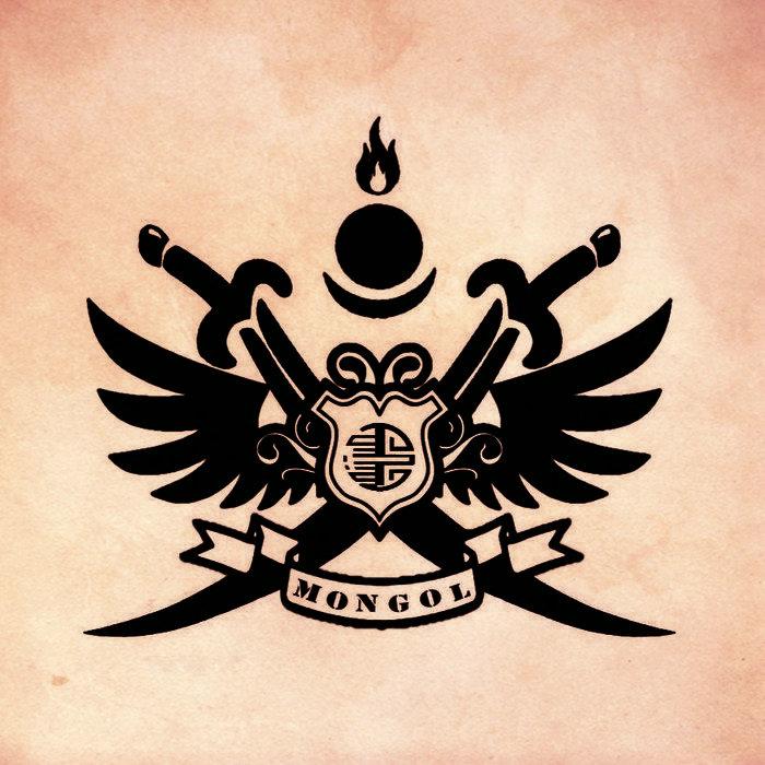 mongol平台蒙古元素图标集(h)