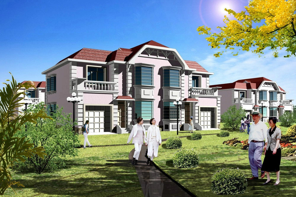 新农村住宅设计 -- 腾讯博客
