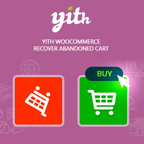 wordpress插件-YITH WooCommerce Recovered Abandoned Cart Premium 2.0.5