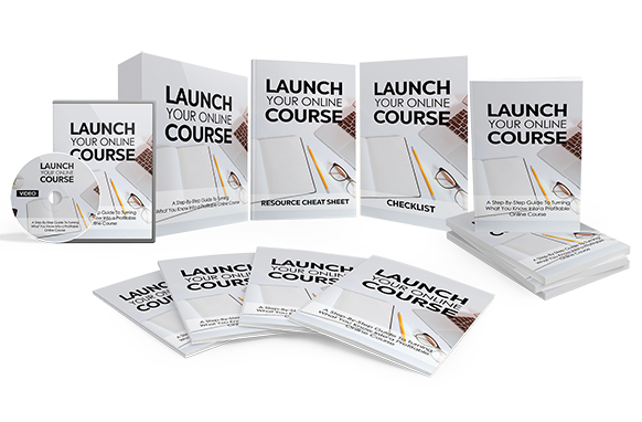 Launch Your Online Course Upgrade Package