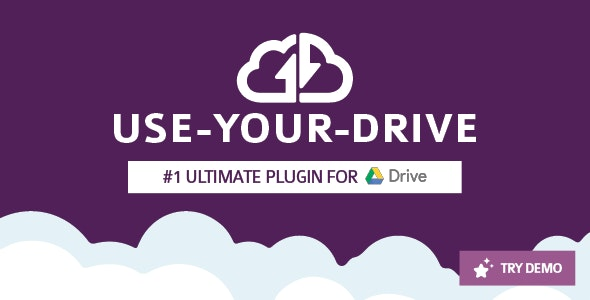 wordpress插件-Use-Your-Drive Google Drive 1.16.2