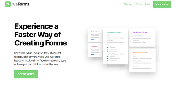 wordpress插件-weForms Business 1.3.13