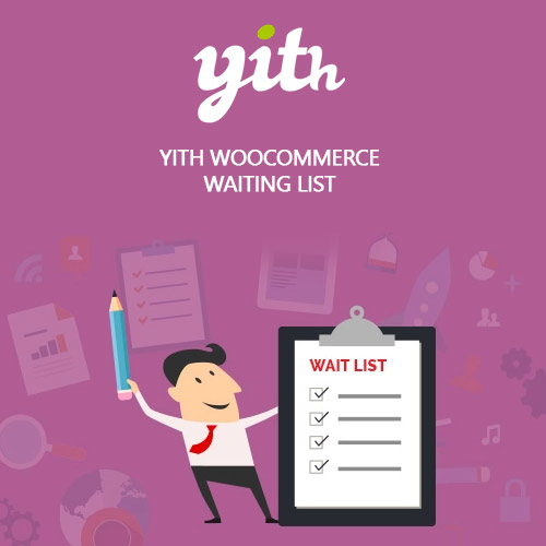 wordpress插件-YITH WooCommerce Waiting List Premium 1.9.4