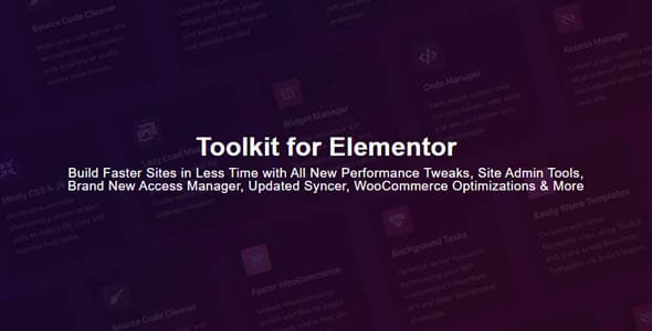 wordpress插件-Toolkit for Elementor 1.3.13