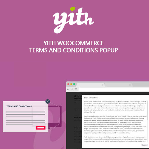 wordpress插件-YITH WooCommerce Terms and Conditions Popup Premium 1.3.0