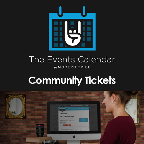 wordpress插件-The Events Calendar Community Tickets 4.7.8