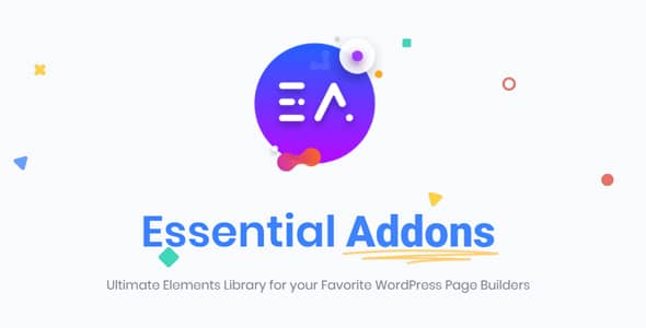 wordpress插件-Essential Addons for Elementor Pro 4.2.0