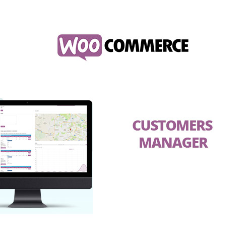 wordpress插件-WooCommerce Customers Manager 26.6