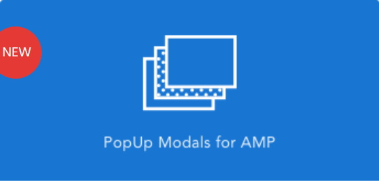 wordpress插件-AMP – Popup – 1.5.8