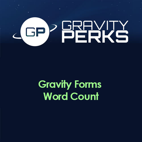 wordpress插件-Gravity Perks – Gravity Forms Word Count 1.4.7
