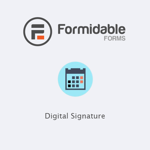wordpress插件-Formidable Forms – Datepicker Options 1.0.3