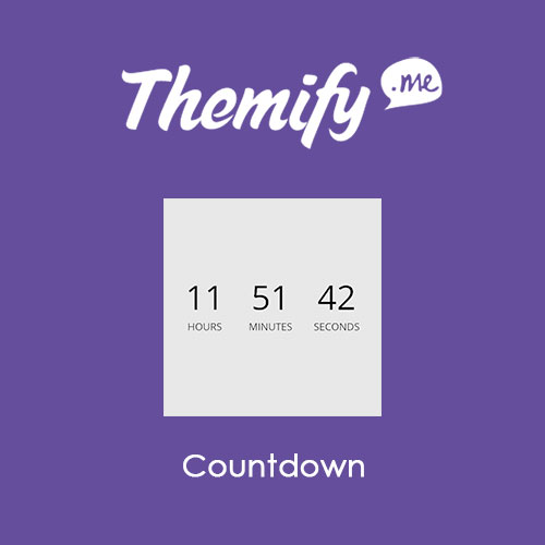 wordpress插件-Themify Builder Countdown 2.0.2