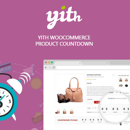 wordpress插件-YITH WooCommerce Product Countdown Premium 1.5.0