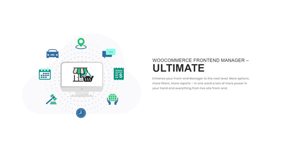 wordpress插件-WCFM -WooCommerce Frontend Manager Ultimate 6.5.8