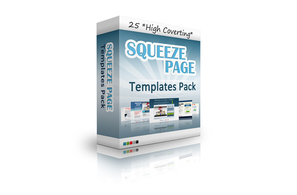 Squeeze Page Template Pack