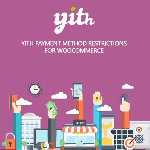 wordpress插件-YITH Payment Method Restrictions for WooCommerce Premium 1.1.19