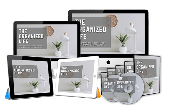The Organized Life Upgrade Package