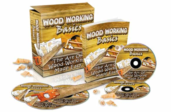 Wood Working Basics HTML PSD Minisite Template