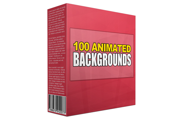 100 Animated Backgrounds V5