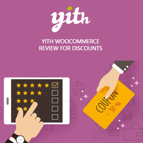wordpress插件-YITH WooCommerce Review for Discounts Premium 1.4.3