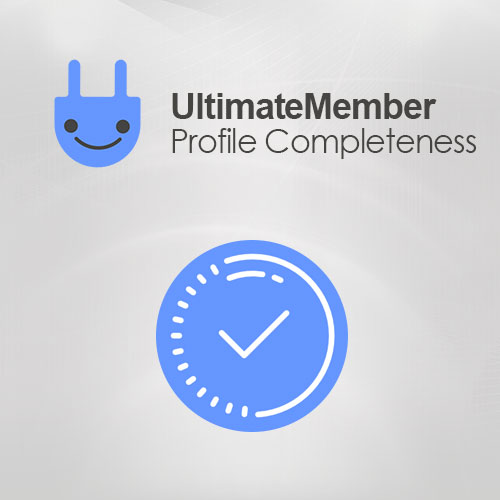 wordpress插件-Ultimate Member Profile Completeness 2.1.9