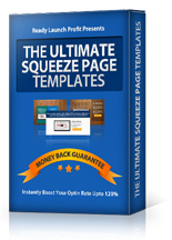 Ultimate Squeeze Page Templates终极着陆页模板
