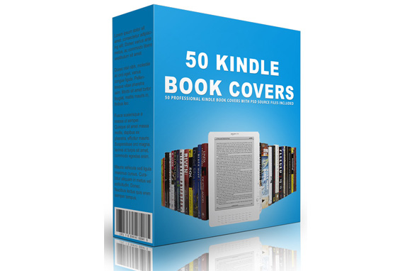 50 Kindle Book Covers