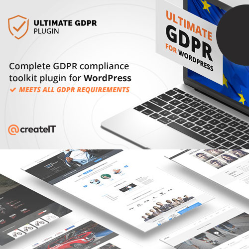 wordpress插件-Ultimate WP GDPR Compliance Toolkit for WordPress 2.6