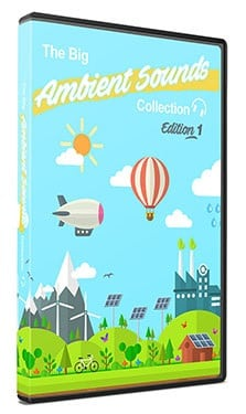 The Big Ambient Sounds Collection Edition 1
