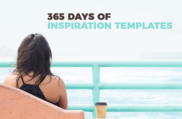 365 Days of Inspiration Templates