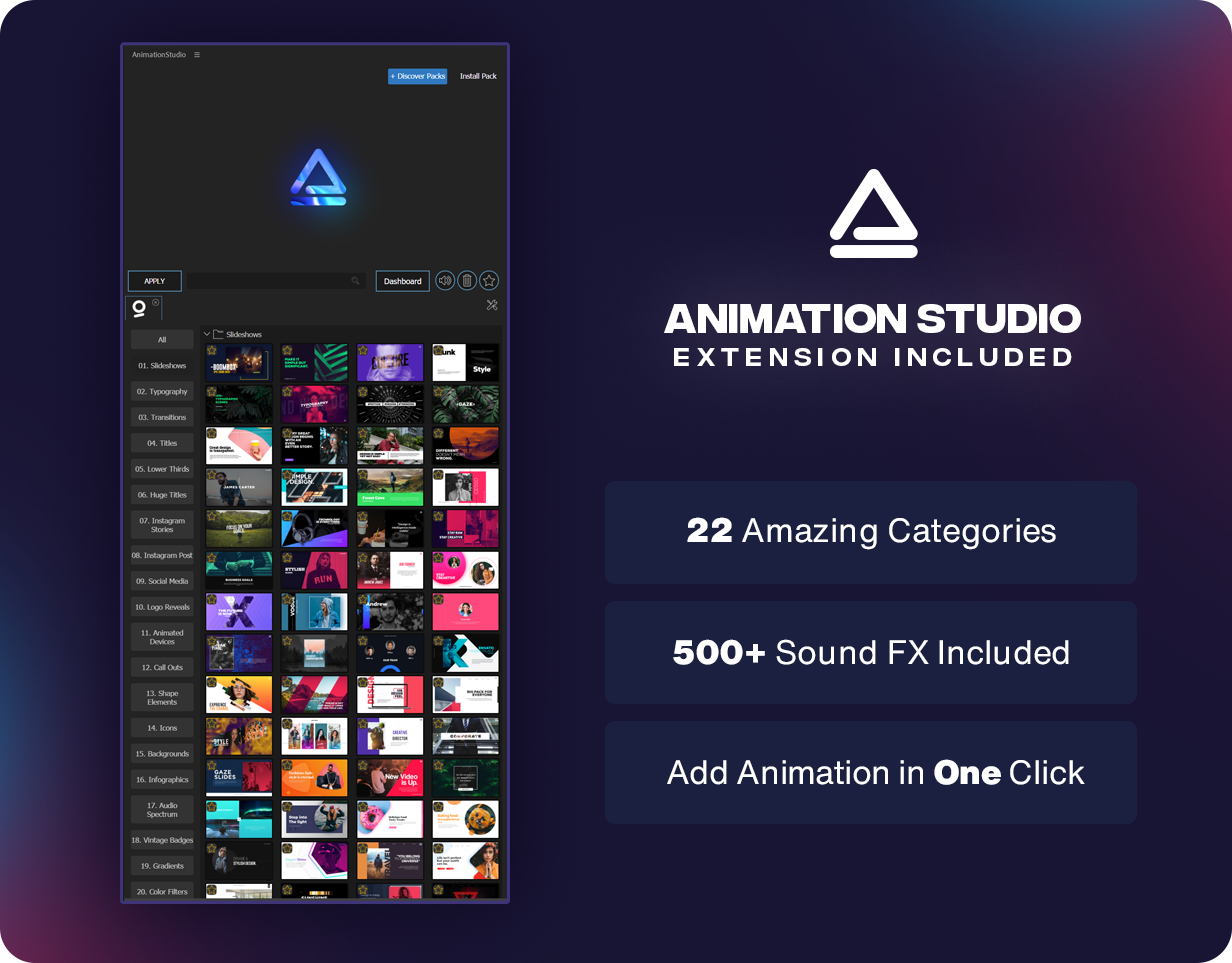 Gaze Graphics Pack Version 4.0 – 4000+ Animation Pack