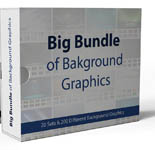 Big Bundle Of Background Graphics背景图形