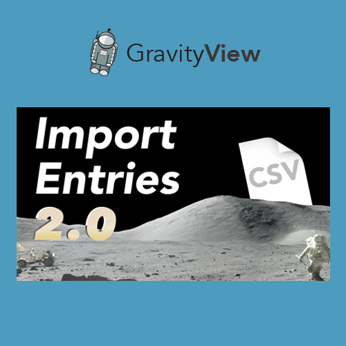 wordpress插件-GravityView – Gravity Forms Import Entries 2.2.1