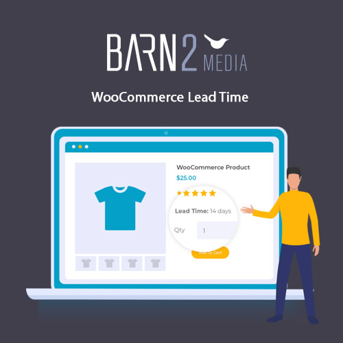 wordpress插件-WooCommerce Lead Time 1.5.2
