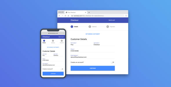wordpress插件-Iconic Flux Checkout for WooCommerce 1.3.0