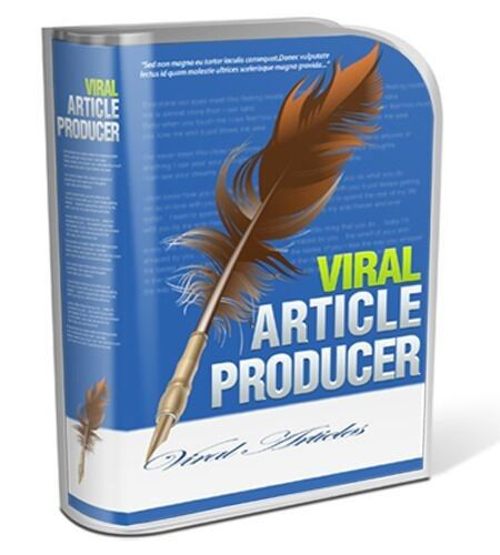 Viral Article Producer