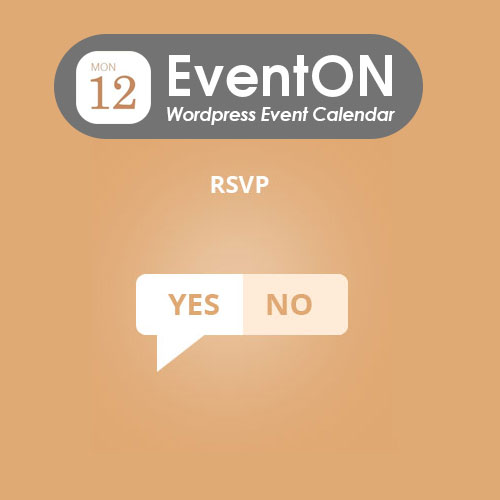 wordpress插件-EventOn RSVP Events 2.7.2