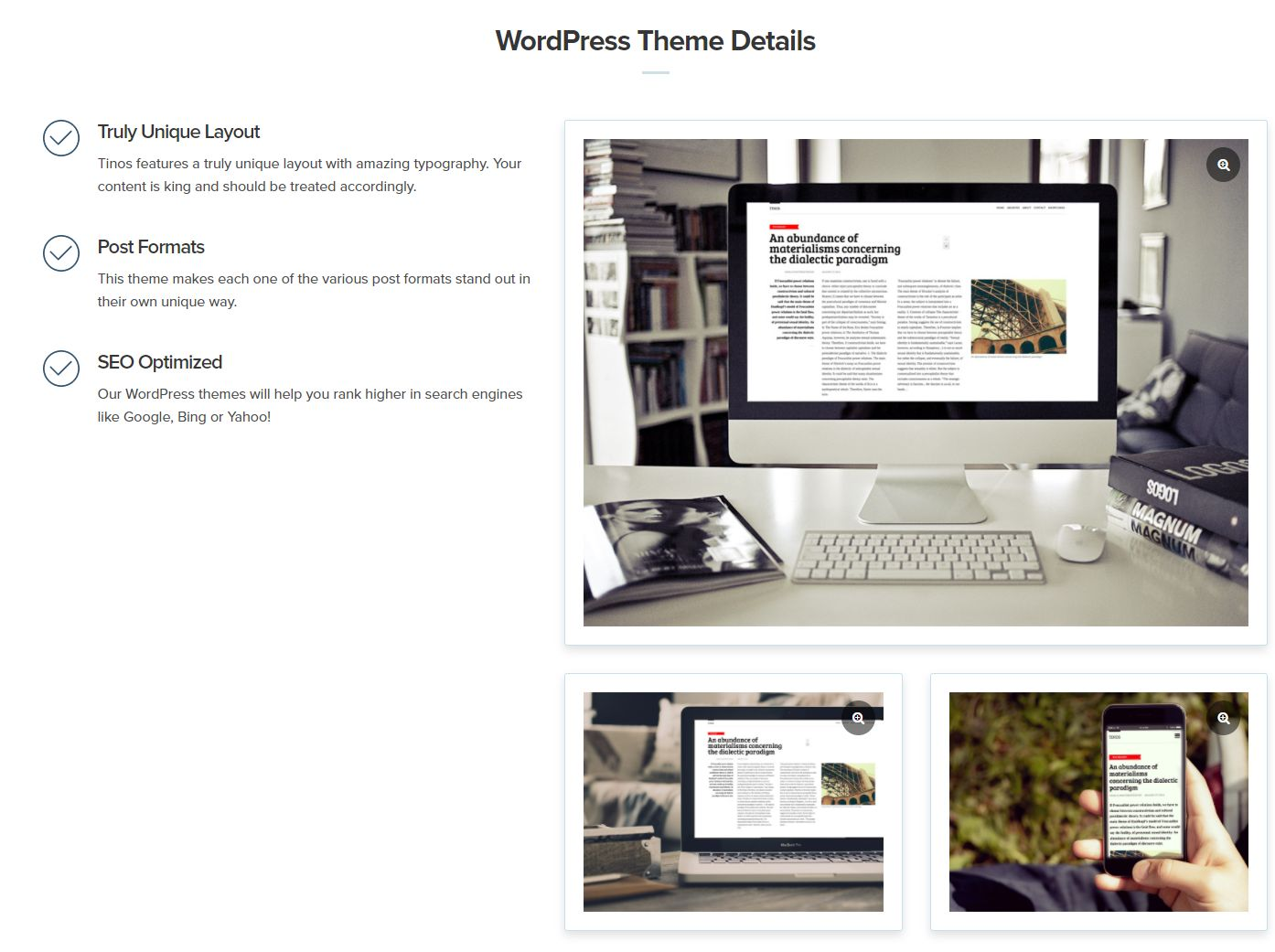wordpress主题-CSSIgniter Tinos WordPress Theme 1.6.2