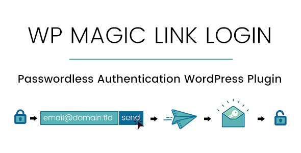 wordpress插件-WP Magic Link Login 1.5.4