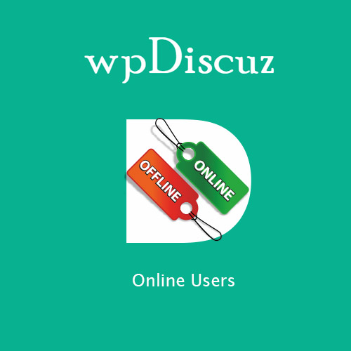 wordpress插件-wpDiscuz – Online Users 7.0.4