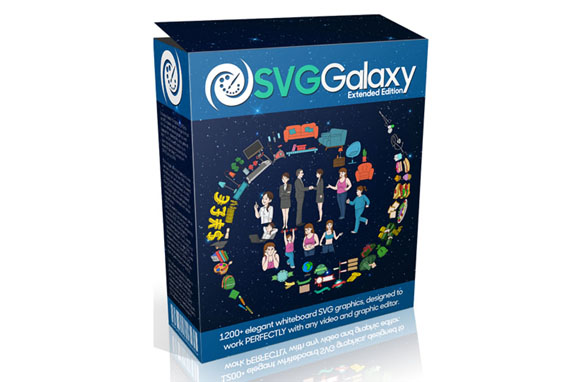 SVG Galaxy Extended Edition