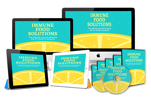 Immune Food Solutions Upgrade Package